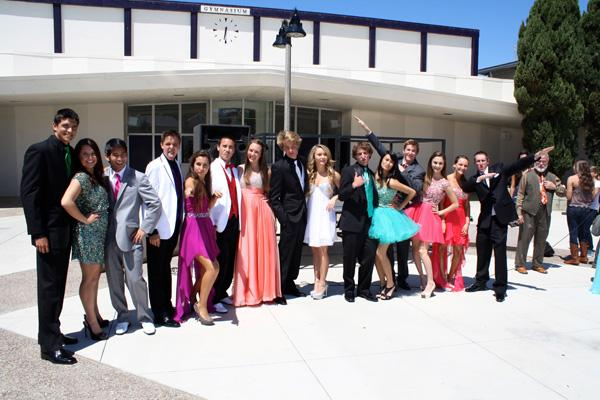 ASB presents prom fashion show