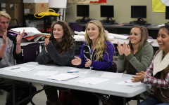 Podcast: students audition for Lancer Idol