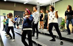 Nervous students shine at choir auditions