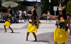 Polynesian Club sets the mood for Hawaiian day