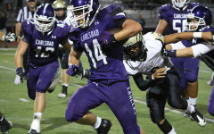 Carlsbad Football remains undefeated on Homecoming