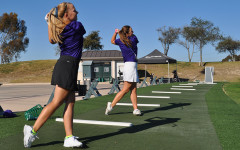 Girls varsity golf 'putts' themselves out there