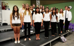 CHSTV and Chamber Singers collaborate to film anthem for First Amendment national tour
