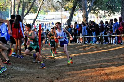 Cross country ties the shoes of success