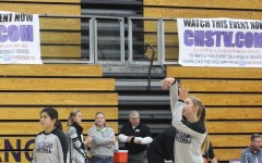 Danielle Bosley bounces onto varsity basketball