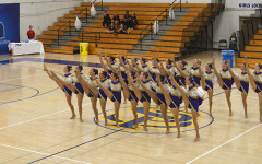 Dance teams bring home first place at Regionals