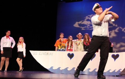 Happening hands: the ASL spring show
