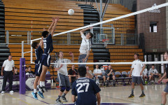 Boys varsity volleyball defeats top Hawaiian team