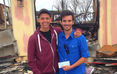 PTSA organizes collection effort for CUSD fire victims